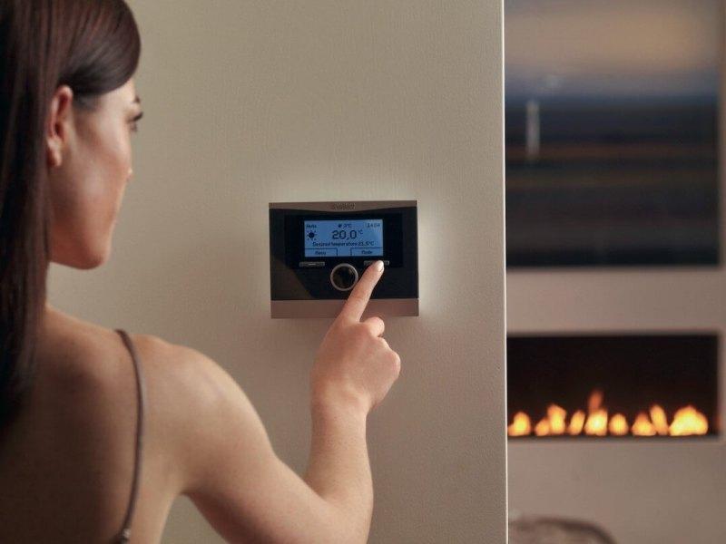 ansluta termostat ledningar